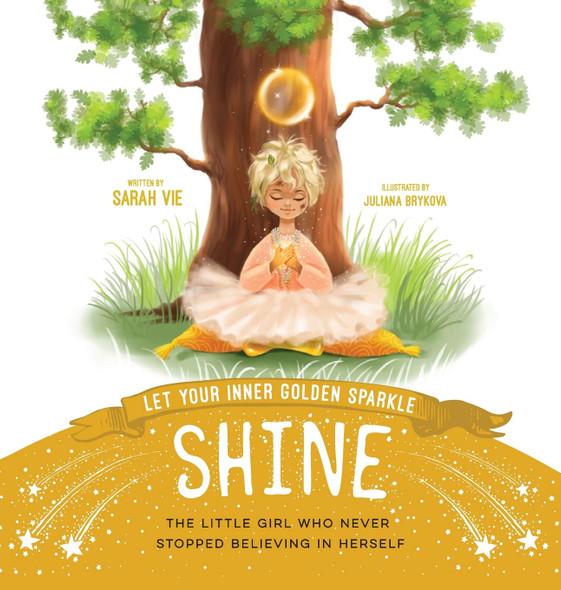 Let Your Inner Golden Sparkle Shine - Cover