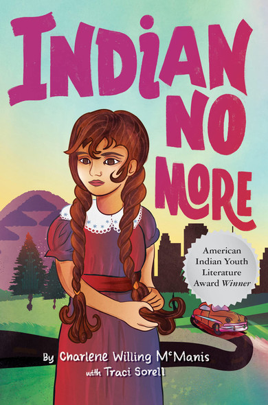 Indian No More - Cover