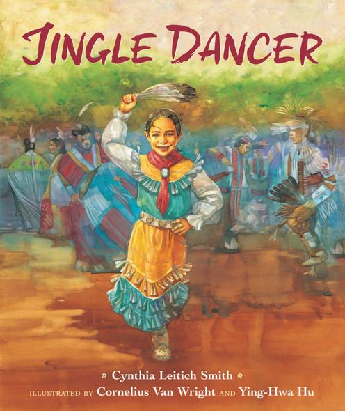 Jingle Dancer - Cover