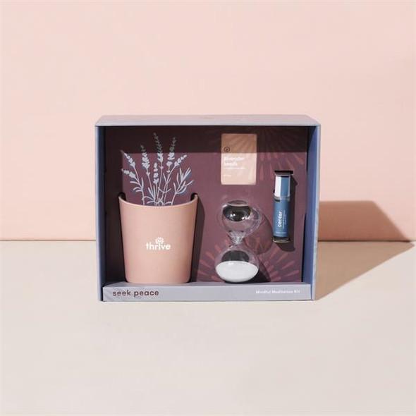 Modern Sprout® Seek Peace Take Care Kit - Lavender