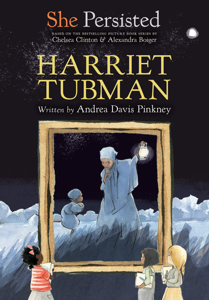 She Persisted: Harriet Tubman - Cover