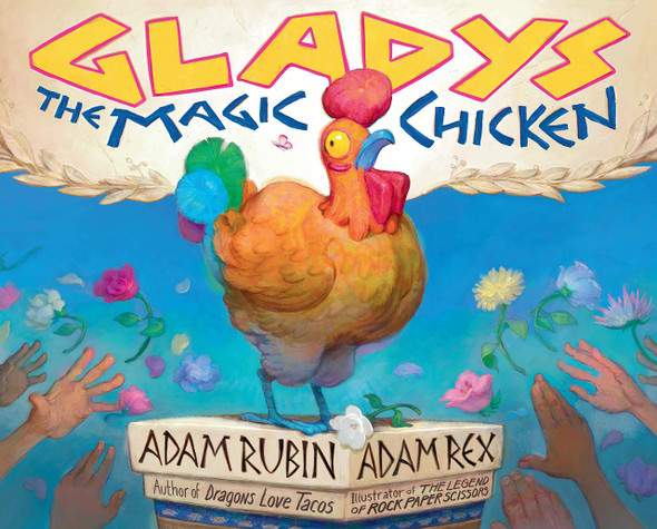 Gladys the Magic Chicken - Cover
