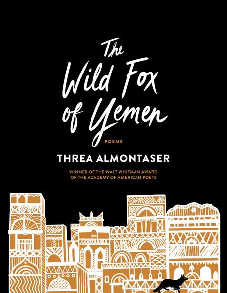 The Wild Fox of Yemen: Poems - Cover