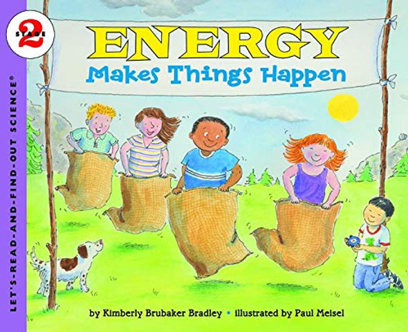 Energy Makes Things Happen - Cover