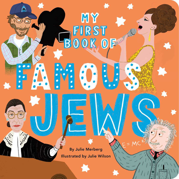 My First Book of Famous Jews - Cover