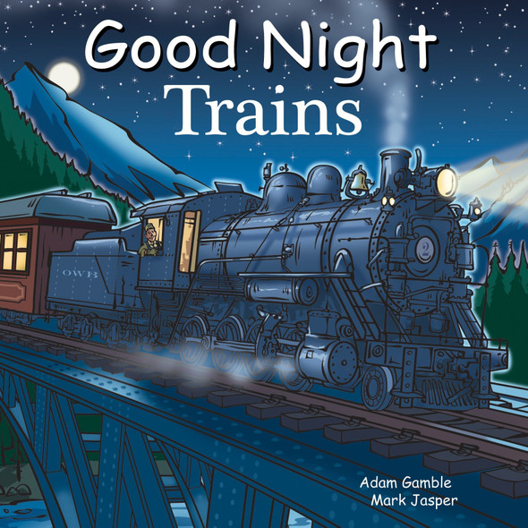 Good Night Trains - Cover