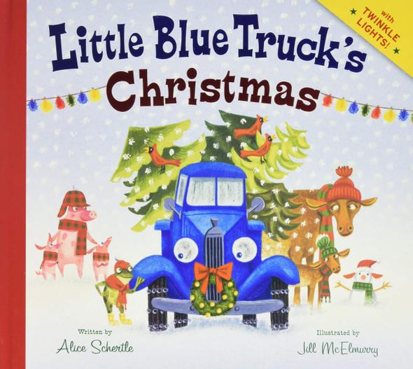 Little Blue Truck's Christmas - Cover