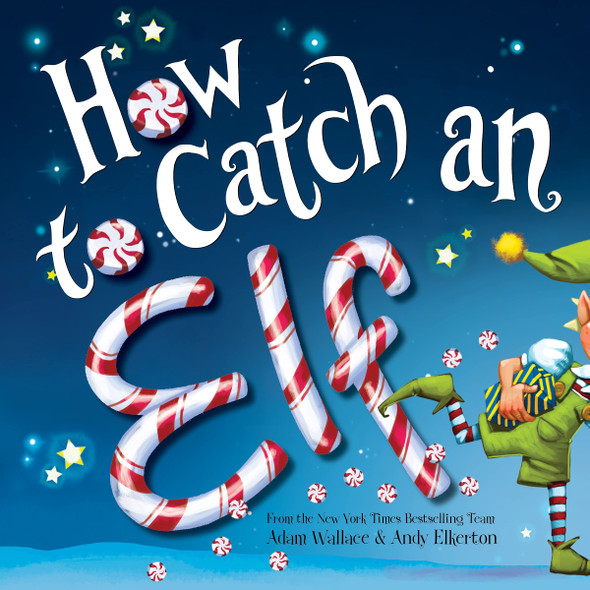 How to Catch an Elf - Cover
