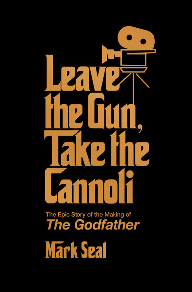 Leave the Gun, Take the Cannoli - Cover
