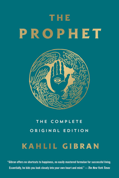 The Prophet: The Complete Original Edition - Cover
