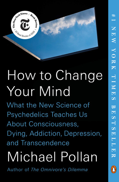 How to Change Your Mind - Cover