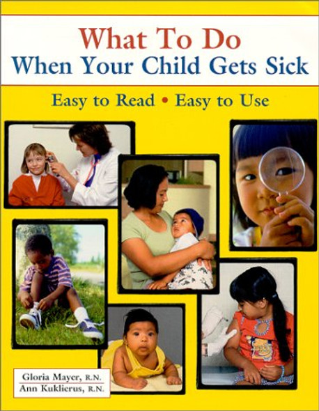 What to Do When Your Child Gets Sick - Cover
