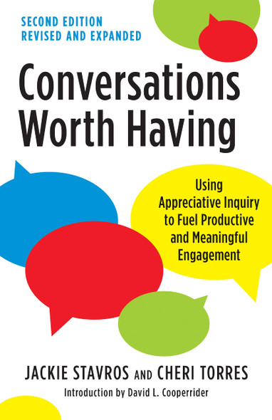 Conversations Worth Having, Second Edition - Cover
