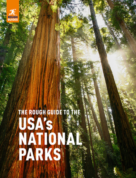 The Rough Guide to the USA's National Parks - Cover