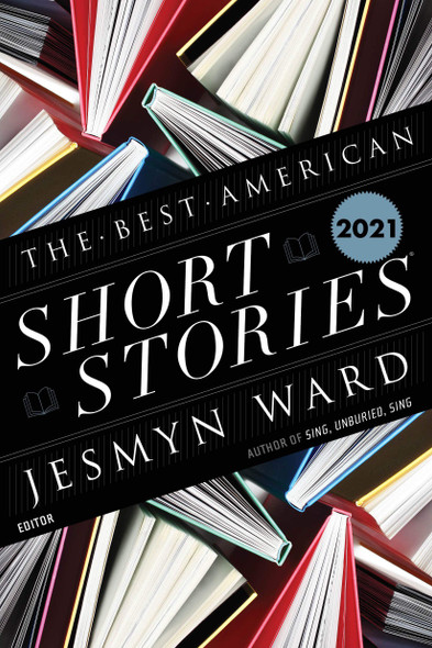 The Best American Short Stories 2021 - Cover