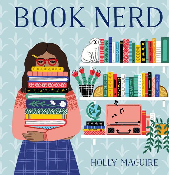 Book Nerd - Cover