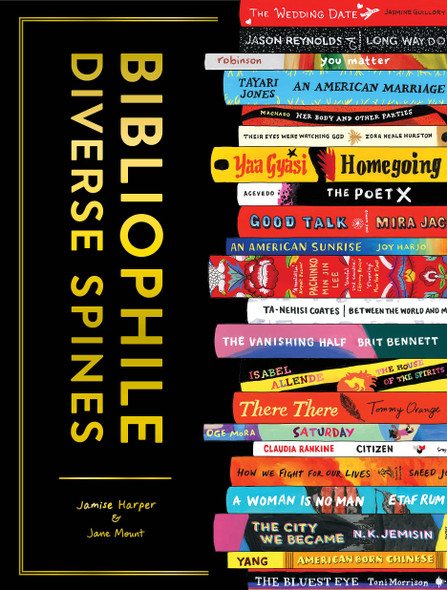 Bibliophile: Diverse Spines - Cover