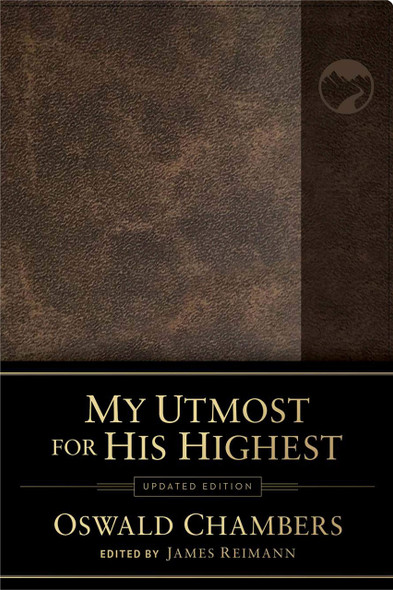 My Utmost for His Highest - Cover