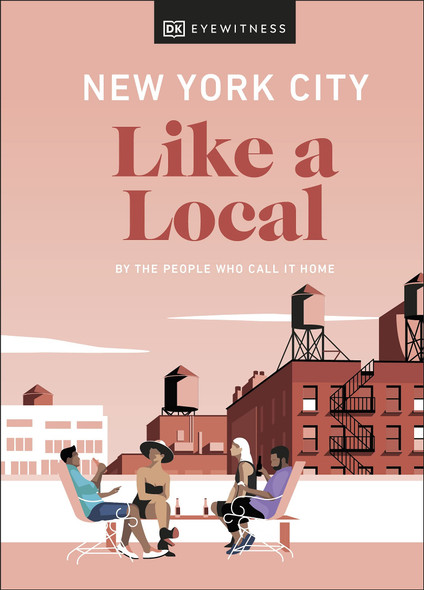 New York City Like a Local - Cover