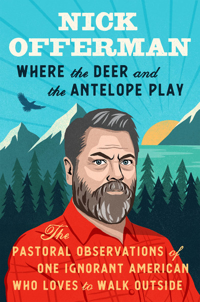 Where the Deer and the Antelope Play - Cover