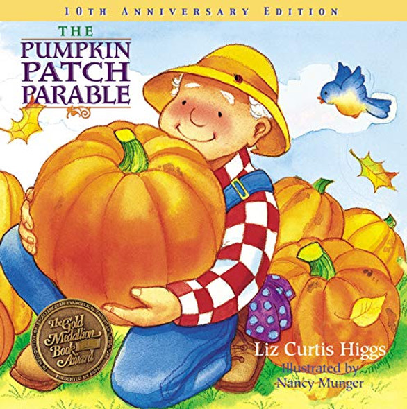 The Pumpkin Patch Parable - Cover