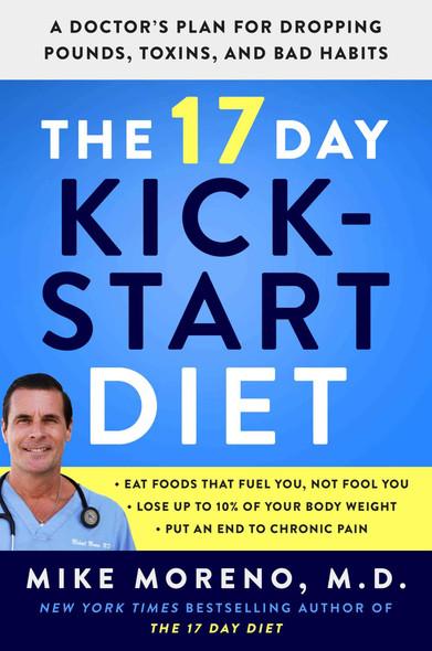 The 17 Day Kickstart Diet - Cover