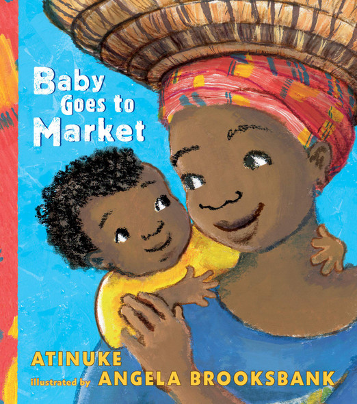Baby Goes to Market - Cover