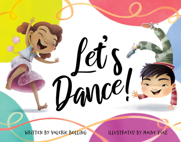 Let's Dance! - Cover