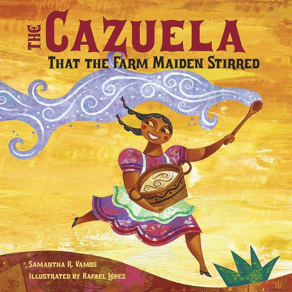 The Cazuela That The Farm Maiden Stirred - Cover