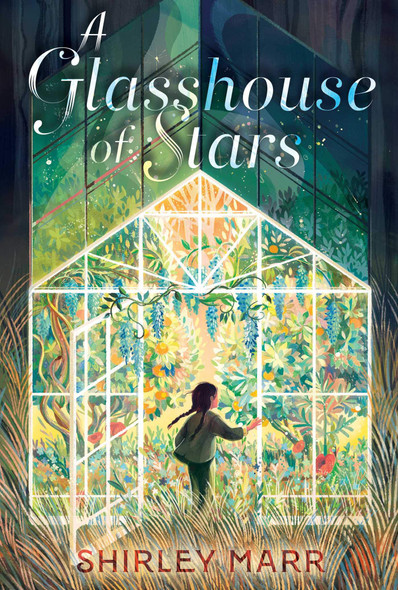 A Glasshouse of Stars - Cover