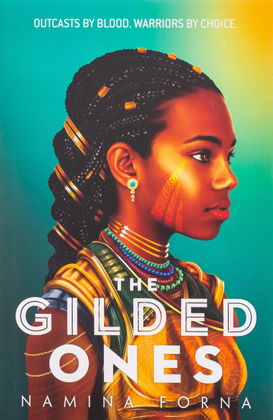The Gilded Ones - Cover