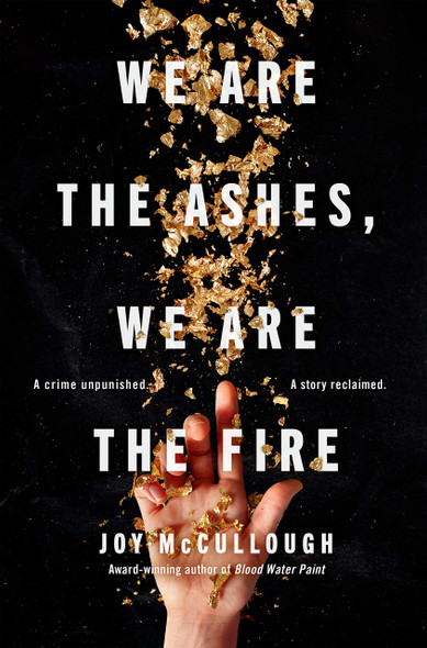 We Are the Ashes, We Are the Fire - Cover