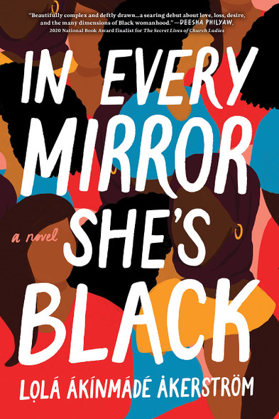In Every Mirror She's Black - Cover