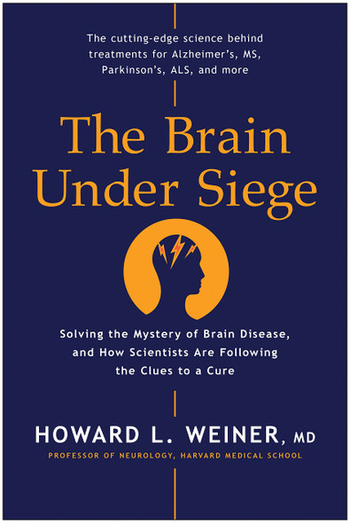 The Brain Under Siege - Cover