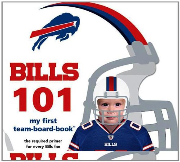 Buffalo Bills 101 - Cover