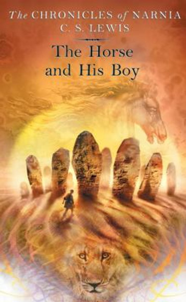The Horse and His Boy Cover