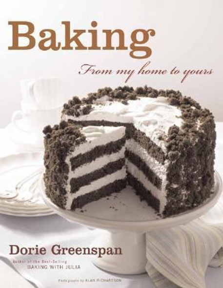 Baking : From My Home to Yours Cover