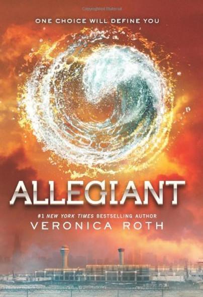 Allegiant (Divergent Trilogy #3) Cover
