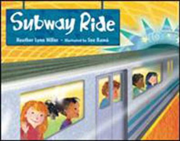 Subway Ride Cover