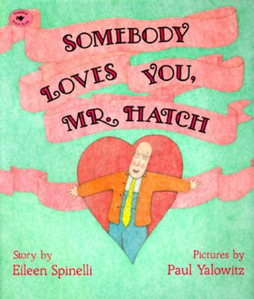 Somebody Loves You, Mr. Hatch Cover