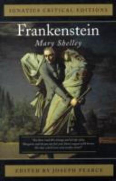 Frankenstein: Ignatius Press Critical Editions Cover