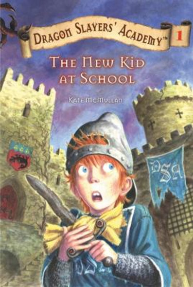 The New Kid at School Cover