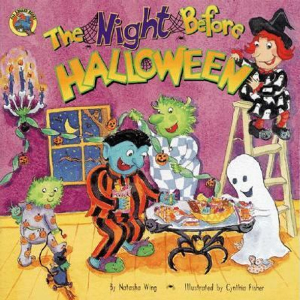 The Night Before Halloween Cover