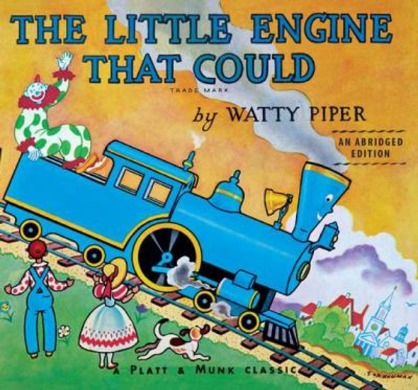 The Little Engine That Could: An Abridged Edition Cover