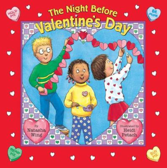 The Night Before Valentine's Day Cover