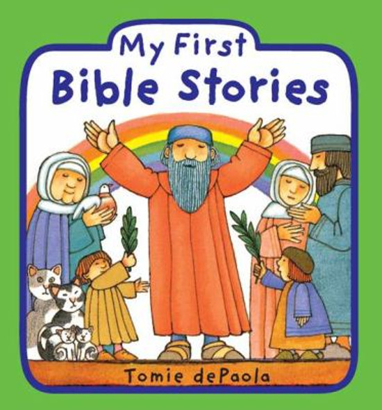 My First Bible Stories Cover