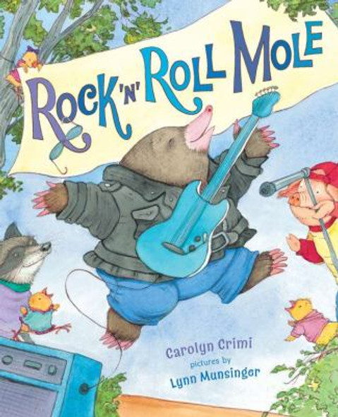 Rock 'N' Roll Mole Cover
