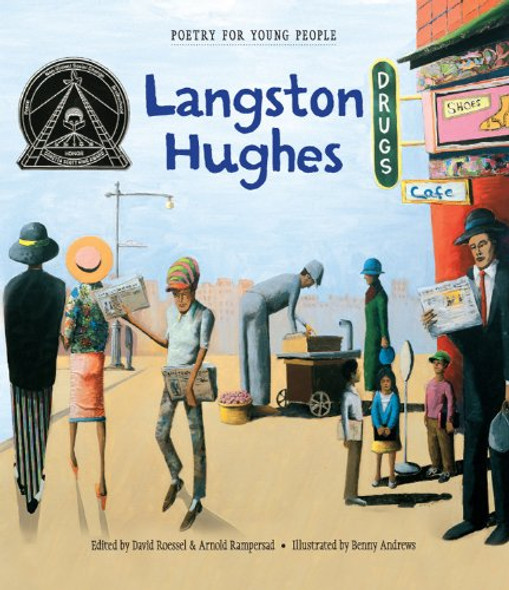 Poetry for Young People: Langston Hughes Cover