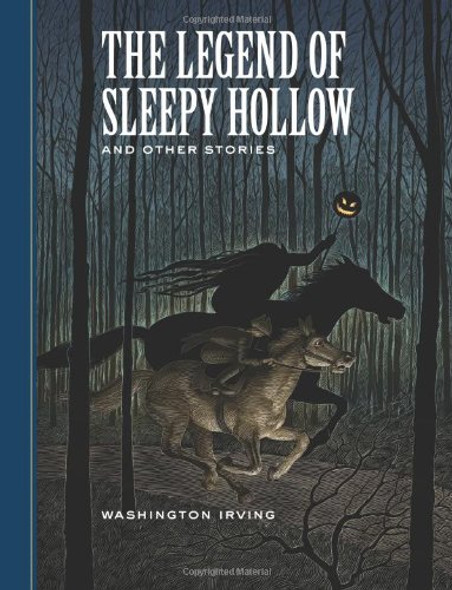 The Legend of Sleepy Hollow and Other Stories Cover
