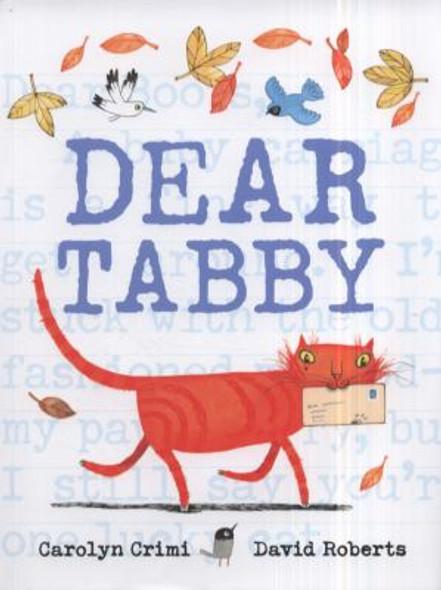 Dear Tabby Cover